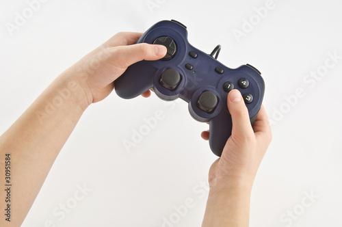 jeu vidéo console manette joystick