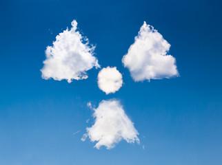 nuage radioactif