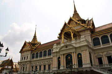 The Royal Grand Palace in Bangkok, Thailand