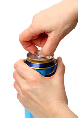 Opening Can