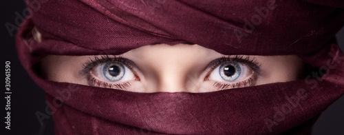 Fototapeten,auge,eye,bluff,foto