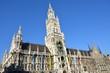 Rathaus München in voller Breite