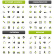 big green grey iconset - 2