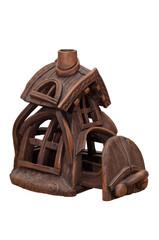 Сувенирный дом из керамики