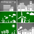 ecology backgrounds & elements 2 - sustainable concept