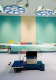 Hospital - Operating room poster