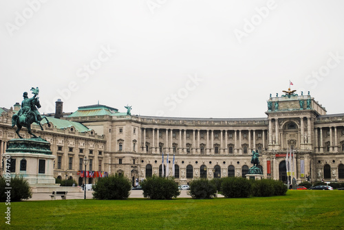 Library in Vienna