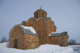 Ancient Orthodox church
