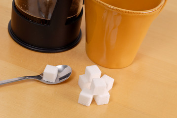 Taking Sugar with your Coffee