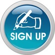 bouton sign up