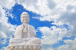 Buddha in the sky