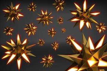 Gold Virus B
