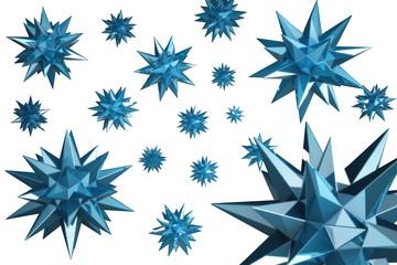 Blue Virus A