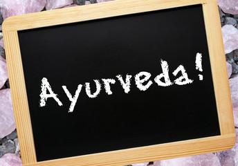 Ayurveda ! - Wellness Concept