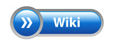 """WIKI"" Web Button (community share users forum blog internet)"
