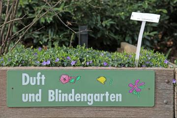 Blindengarten