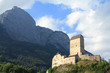 Castle in Switzerland - Sargans