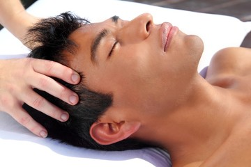 chakras head massage ancient Maya therapy