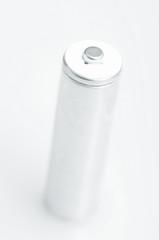 white AA battery