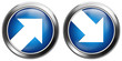 blue arrows, button set