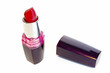 The scarlet lipstick - cosmetic for women makeup