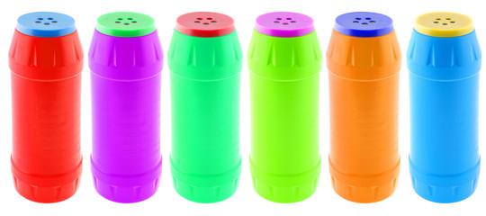 Six color bottle