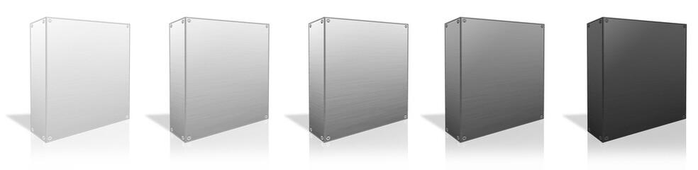 Five Metal box