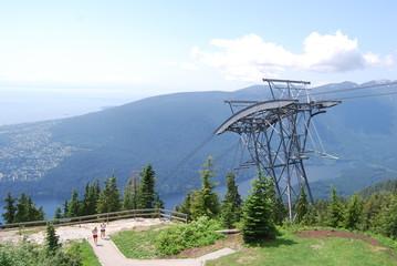 Grouse Mountain Top