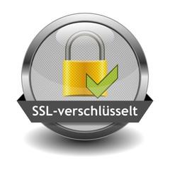 Icon SSL-verschlüsselt