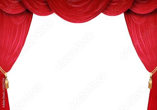 Offene Theaterbühne