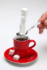 Espresso mit Dickmacher