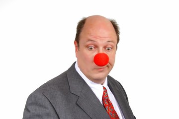 red nose#1
