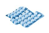 Pharmaceutics, medical pills poster