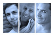 homme, portrait, garçon, adulte, modèle, mâle, jeune, mode