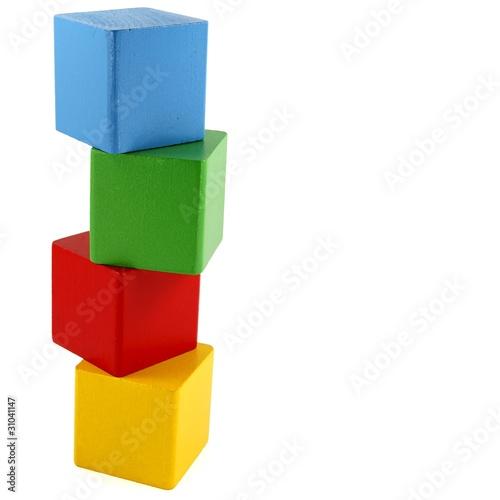 Bauklötze Turm