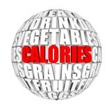 get rid of calories poster