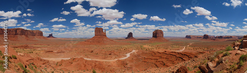 Fototapeta Monument Valley