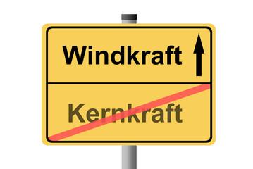 Windkraft statt Kernkraft?