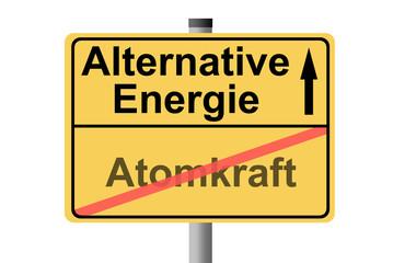 Alternative Energie statt Atomkraft