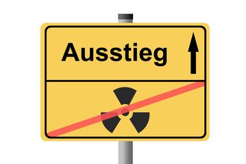 Atomausstieg jetzt!