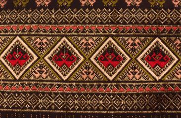 Thai old skirt 1