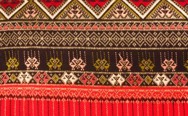 Thai old skirt 2