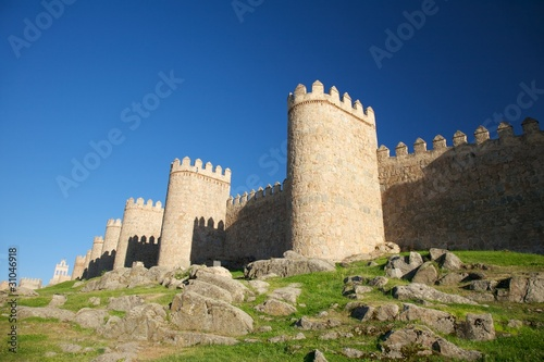 great Avila wall
