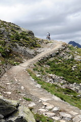 Mountainbike Dolomiti