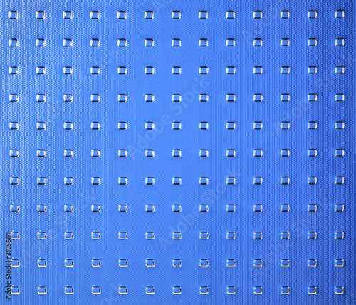 Abstract Blue glass texture