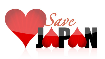 Help save japan hearts