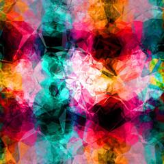 Seamless mosaic background