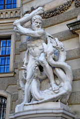 Statue of Hercules (Vienna, Austria)