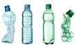 empty used trash bottle ecology environment - 31065567