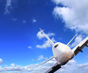 Big jet airplane